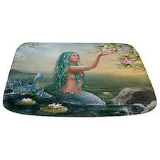 Marine Mermaid Bathmat