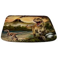 Predator Dinosaurs Bathmat
