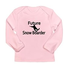Future Snow Boarder Long Sleeve T-Shirt