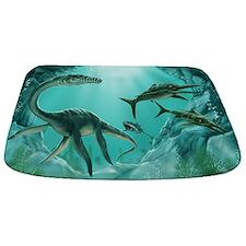 Underwater Dinosaur Bathmat