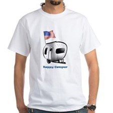 Happy Camper USA Shirt