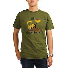 I Dig Kindergarten T-Shirt