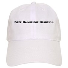 Unique Bainbridge Baseball Cap
