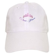 Senior Princess Baseball Baseball Cap
