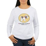 Puppy Love Women's Long Sleeve T-Shirt