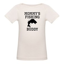 Mommys Fishing Buddy T-Shirt