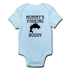 Mommys Fishing Buddy Body Suit