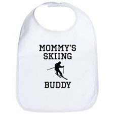 Mommys Skiing Buddy Bib