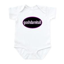 Goshdarnitall Infant Bodysuit