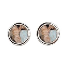 Airedale blues Cufflinks