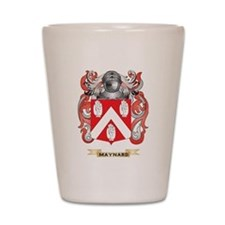 Maynard Coat of Arms - Family Crest Shot Glass