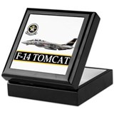 VF-51 Screaming Eagles Keepsake Box