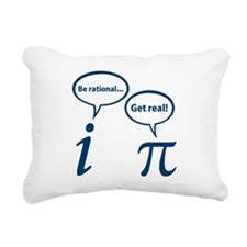 Be Rational Get Real Imaginary Math Pi Rectangular