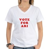 Vote For Ari Shirt