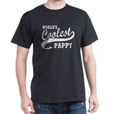 World's Coolest Pappy T-Shirt
