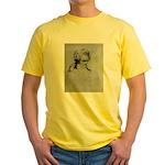 Beethoven Yellow T-Shirt