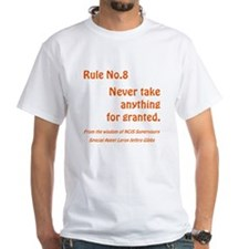 RULE NO. 8 Shirt