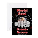 World Soul Greeting Cards (Pk of 10)