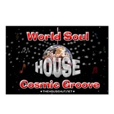 World Soul Postcards (Package of 8)