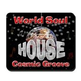 World Soul Mousepad