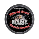 World Soul Wall Clock