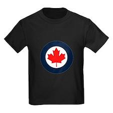 RCAF ROUNDEL T