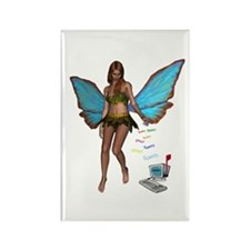 Donot Fairy Rectangle Magnet (10 pack)