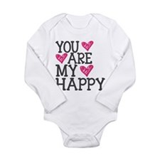 You Are My Happy Love Body Suit
