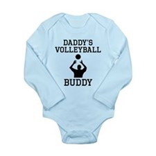 Daddys Volleyball Buddy Body Suit