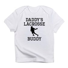 Daddys Lacrosse Buddy Infant T-Shirt