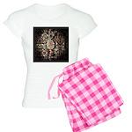 Indian Diamond and Ruby Women's Light Pajamas