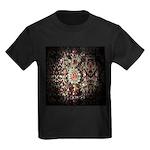 Indian Diamond and Ruby Kids Dark T-Shirt