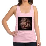 Indian Diamond and Ruby Racerback Tank Top
