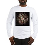 Indian Diamond and Ruby Long Sleeve T-Shirt