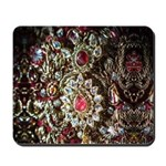 Indian Diamond and Ruby Mousepad