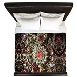 Indian Diamond and Ruby King Duvet