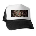 Indian Diamond and Ruby Trucker Hat