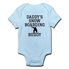 Daddys Snowboarding Buddy Body Suit
