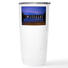 Lake at night Travel Mug