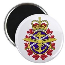 Canadian Forces Logo Magnet
