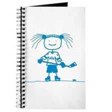 Stick Hockey (Ice Princess) Journal
