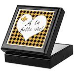 La Belle Vie Keepsake Box