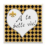 La Belle Vie Tile Coaster