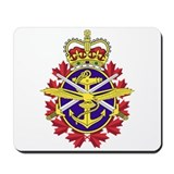 Flag Of Canada Mousepad
