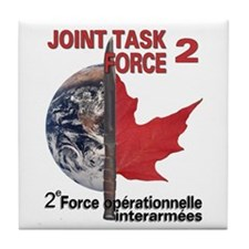 Joint Task Force 2 Tile Coaster