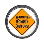 Take Heed of This Wall Clock