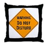 Take Heed of This Throw Pillow