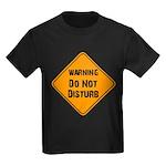 Take Heed of This Kids Dark T-Shirt