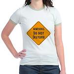 Take Heed of This Jr. Ringer T-Shirt