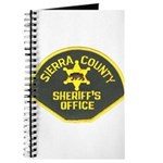 Sierra County Sheriff Journal